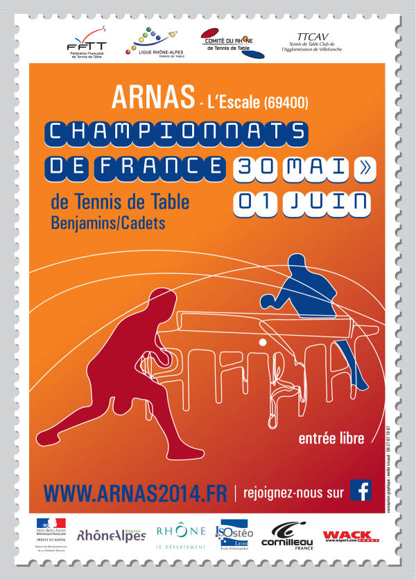 Championnats de France de tennis de table